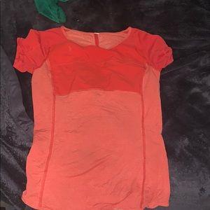 LuLu Lemon shirt